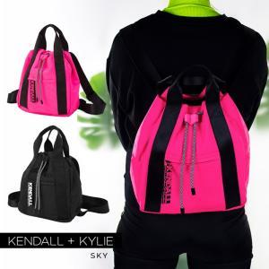 ケンダルアンドカイリー バッグ レディース Kendall+Kylie SKY BACKPACK スカイ バックパック 軽量 ミニリュック リュック|sansei-s-style