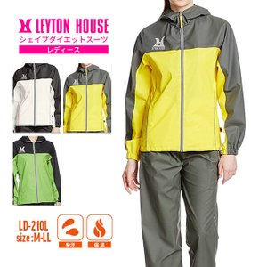 LEYTON HOUSE レディースシェイプスーツ イージー...