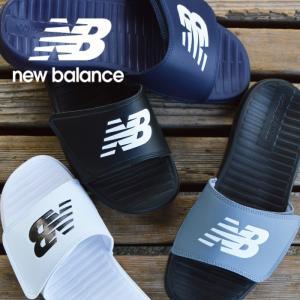 newbalance Recovery Slide SD230 ニューバランス シャワーサンダル メンズ レディース 黒