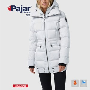 Pajar CANADA パジャールカナダ NESS ネス レディース 女性 婦人 ダウンジャケット コート アウトドア アウター sansei-s-style