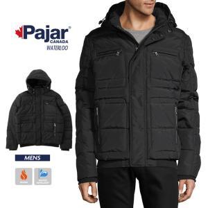 Pajar CANADA パジャールカナダ WATERLOO ウォータールー メンズ 男性 紳士 ダウンジャケット コート アウトドア アウター sansei-s-style