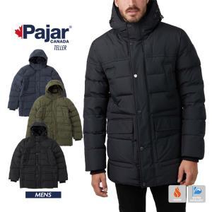 Pajar CANADA パジャールカナダ TELLER テラー メンズ 男性 紳士 ダウンジャケット コート アウトドア アウター sansei-s-style