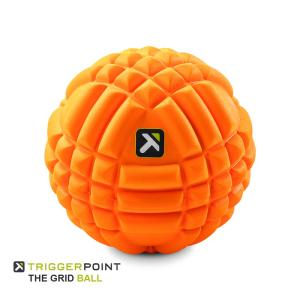 トリガーポイント フォームローラー TRIGGER POINT THE GRID BALL マッサージボール 筋膜リリース コンパクト ヨガ フィットネス マッサージ|sansei-s-style