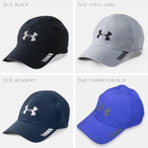アンダーアーマー キャップ スポーツ メンズ 帽子 ロゴ ゴルフ UNDER ARMOUR MENS S LAUNCH AV CAP 1305003|sansei-s-style|02