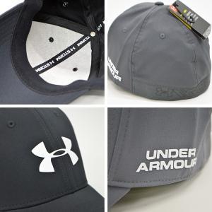 アンダーアーマー メンズスポーツキャップ UN...の詳細画像4