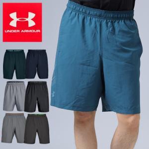 UNDER ARMOUR アンダーアーマー メンズ WOVEN GRAPHIC SHORT UA 半ズボン ショートパンツ 紳士 男性 1309651 スポーツウェア パンツ*