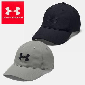 アンダーアーマー キャップ メンズ UNDER ARMOUR MEN'S BASELINE CAP 1351409 ベースライン 帽子 ゴルフ スポーツ|sansei-s-style