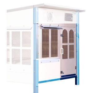 正面扉と窓のアクリル仕様2点セット【1200・1500型共通】|sansei