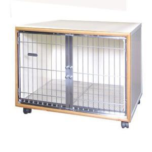 室内犬舎 システムプラザ  1段 850DX [850X580×600]|sansei