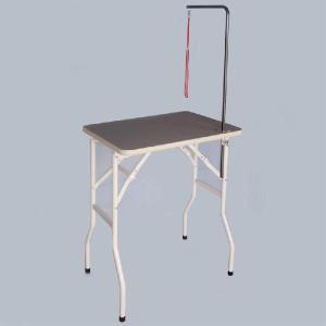 トリミングテーブル ミニアーム付セット [W600×D450×H750] 日本製|sansei