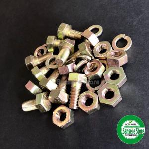 爪ボルト[10本組] B17X10X22(8T) (爪セットと爪ボルトの同時購入)|sanseicom