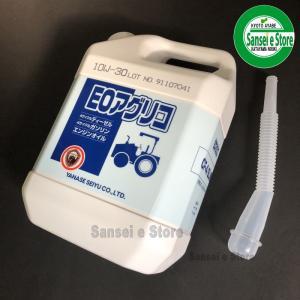 ヤナセ 製油  10W-30 4サイクル エンジンオイル 「EOアグリコ 」4LITER1本|sanseicom