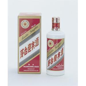 茅台迎賓酒 (マオタイゲイヒンシュ) 53度 500ml×6本 SK2861