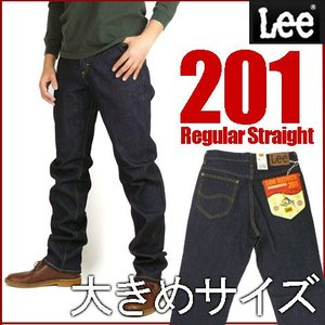 Lee リー 201 Lee Riders ワンウォッシュ AMERICAN STANDARD  大きめサイズあります 送料無料|sanshin