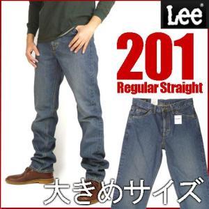 Lee リー 201 Lee Riders ユーズドブルー AMERICAN STANDARD 大きめサイズあります 送料無料|sanshin