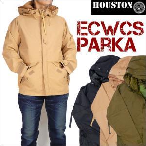 30%OFFセール HOUSTON ヒューストン ECWCS PARKA エクワックス パーカー 5025 送料無料|sanshin