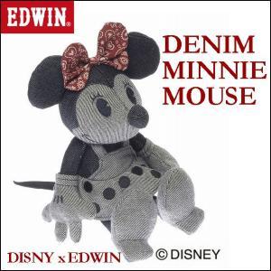 EDWIN Disney デニム ミニーマウス VINTAGE MINNIE QNAK10|sanshin