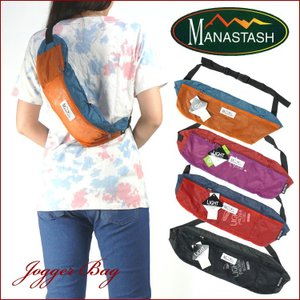 MANASTASH マナスタッシュ ショルダーバッグ JOGGER BAG ジョガーバッグ メッシュ ボディーバッグ メンズ レディース 7159009|sanshin