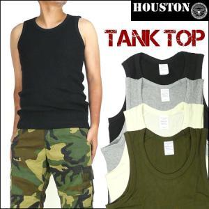 HOUSTON ヒューストン サーマル タンクトップ 21066|sanshin