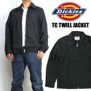 Dickies ディッキーズ メンズ ジャケット TCツイルジャケット ワークジャケット 162M10WD03|sanshin