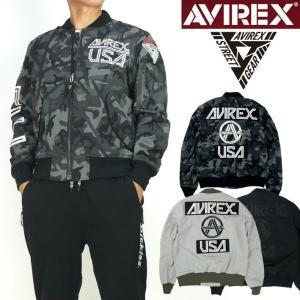 AVIREX アビレックス MA-1 フライトジャケット ストレッチ ソフトシェル STREET GEAR ROAD ミリタリージャケット 送料無料 6182175|sanshin