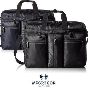 McGREGOR マックレガー ビジネスバッグ ショルダーバッグ バッグ メンズA3 A4 サイズ 出張対応 大容量 男性用 マクレガー 就活 スーツ 秋冬 sansuiya