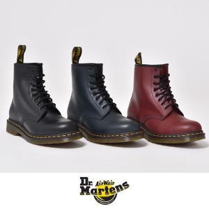 Dr.Martens ドクターマーチン 1460 8ホール ショートブーツ メンズ レディース 革靴...