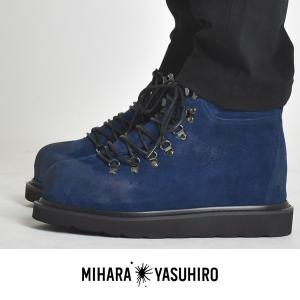 MIHARAYASUHIRO ミハラヤスヒロ ジャイアントトレッキングブーツ ブーツ シークレット メンズ 国産 日本製 2017 秋|sansuiya