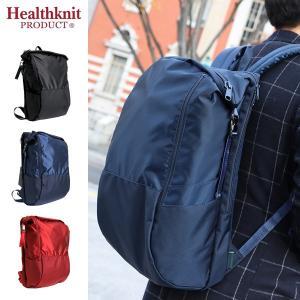 Healthknit ヘルスニット バックパック リュック ビジネスバッグ PC メンズ レディース 秋冬 sansuiya