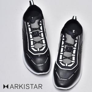 スニーカー メンズ ARKISTAR ランニングシューズ 靴 おしゃれ