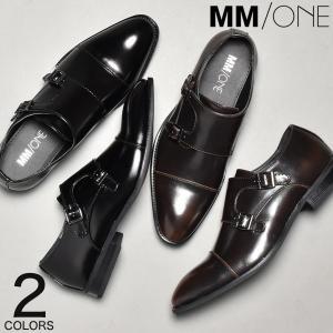 ビジネスシューズ PU革靴 メンズ 靴 紳士靴 ダブルモンク 2018 冬 新春|sansuiya