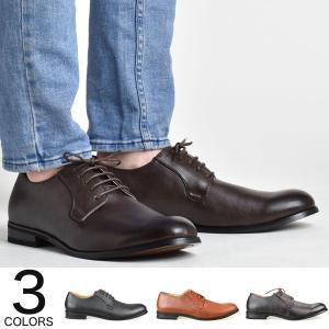 ダービーシューズ メンズ PU革靴 靴 紳士靴 シューズ O-NINE 2018 冬 新春|sansuiya