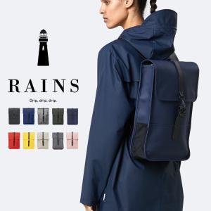 リュック レインズ RAINS メンズ レディース バッグ バックパック おしゃれ|sansuiya