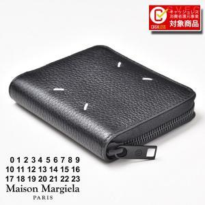 二つ折り財布 メンズ メゾンマルジェラ Maison Margiela 本革 ブランド レディース レザー おしゃれ|sansuiya