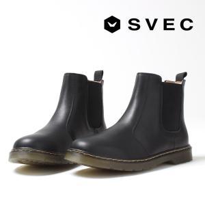 SVECのクリアソールシリーズにサイドゴアデザインが登場。  別名 チェルシーブーツ とも呼ばれ、1...