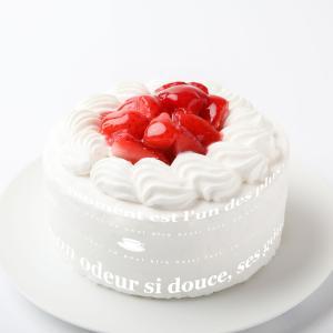 ※乳製品アレルギー対応ケーキのメッセージプレートについて メッセージプレートにつきましては乳製品を使...