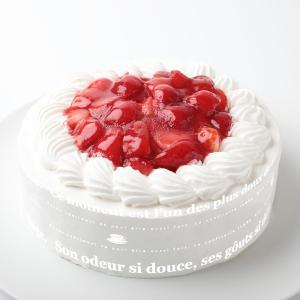乳製品アレルギーケーキ6号(乳製品不使用ケーキ):送料無料アレルギー対応バースデーケーキ