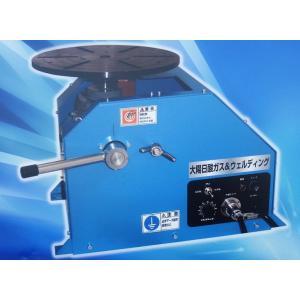 溶接用小型ポジショナー / 標準(パネル内蔵)仕様|santec1949