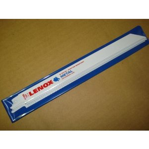 レノックス セーバーソー替刃 250mm  5枚入 / 018R (#45431)|santec1949