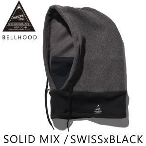 BELLHOOD SOLID MIX SWISSxBLACK BWHWSWBF3074 BELLWOODMADE MFG CO.