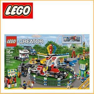 レゴ LEGO レゴブロック 10244 クリエイター エキスパート Fairground Mixer santekjp