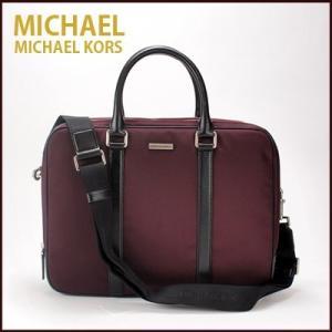 マイケルコース MICHAEL KORS Windsor Large Nylon Briefcase  ハンドバッグ ショルダーバッグ メンズ(BORDEAUX )33s5swda7cbo セール SALE|santekjp