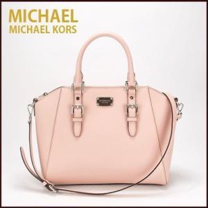 マイケルコース MICHAEL KORS ショルダーバッグ 2Way ハンドバッグ LG TZ SATCHEL(ブロッサム ピンク系) 35h5sc6s3lbl|santekjp