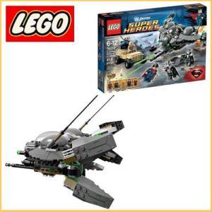 レゴ LEGO レゴブロック スーパーヒーローズ スーパーマン スモールビルの戦い 76003 santekjp