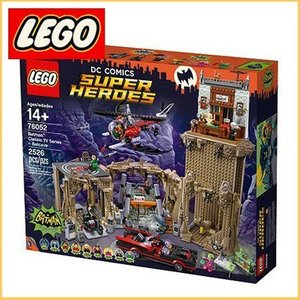 LEGO レゴ 76052 スーパーヒーローズ バットマン クラシックTVシリーズ バットケイブ|santekjp