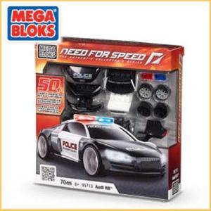 メガブロック/MEGABLOKS 95713 ニードフォースピードシリーズ Need For Speed カスタマイズ アウディ R8 santekjp