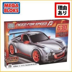 メガブロック/MEGABLOKS 95722d ニードフォースピードシリーズ Need For Speed ポルシェ 911 GT3 RS※訳有り santekjp