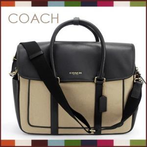 コーチ coach メンズ トートバッグ ショルダーバッグ 2WAY レザー (バーレイ/ブラック)f71387gmd0n セール SALE|santekjp