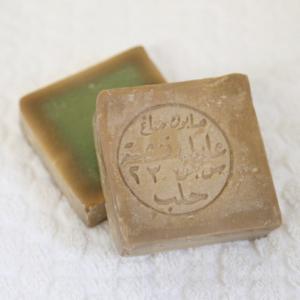 アレッポの石鹸 ライト (オリーブ石鹸)