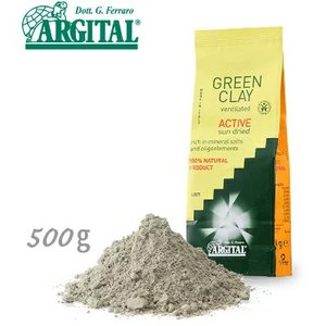 アルジタル グリーンパウダー アクティブ 全身用 500g アルジタル ARGITAL|santelabo